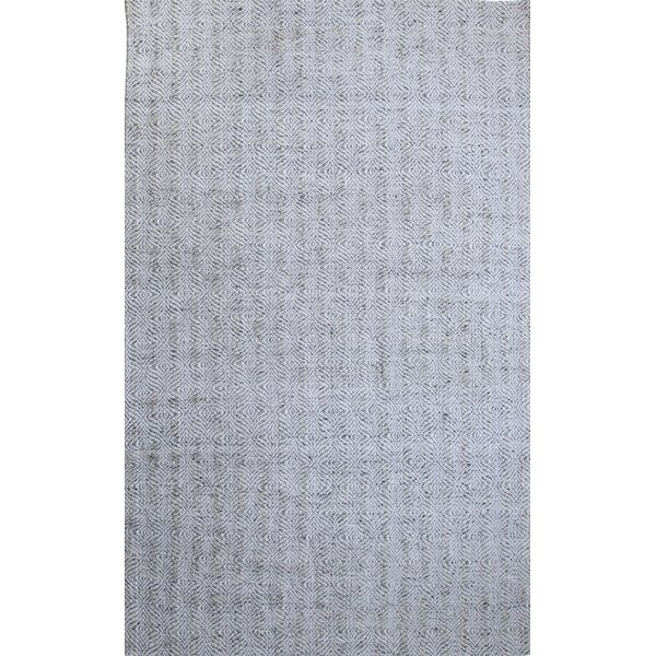 Elbridge Hand-Woven Gray/Ivory Area Rug by George Oliver