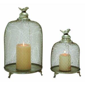 2-Piece Naya Candle Lantern Set