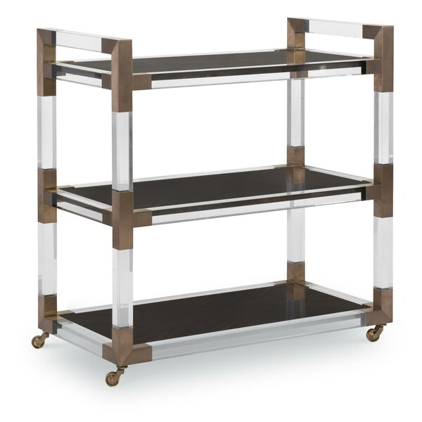 Cachet Ana Bar Cart by Fine Furniture Design