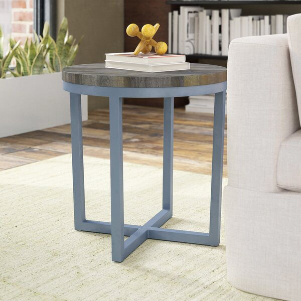Cassidy End Table By Ivy Bronx