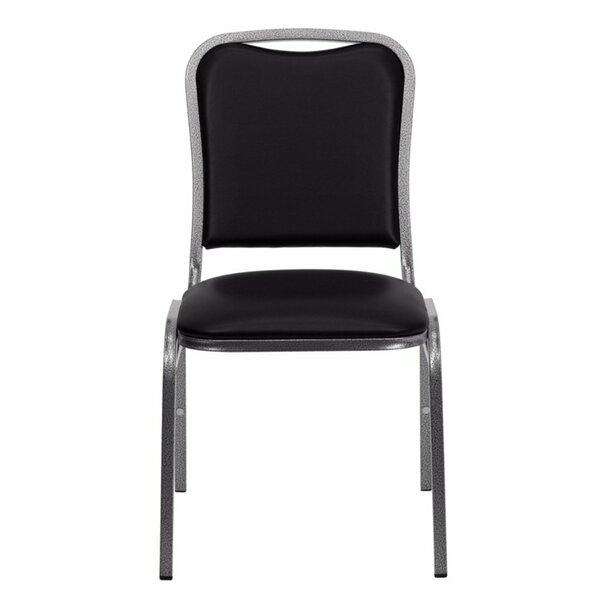 Taylor Rectangular Banquet Guest Chair by Ebern Designs