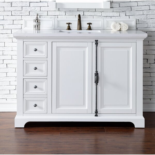 Ogallala 48 Single Bathroom Vanity Set by Greyleigh