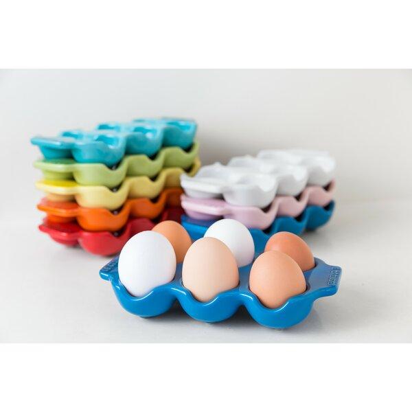 Stoneware Egg Carton by Le Creuset