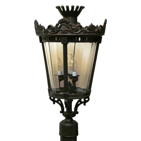 Phillipstown TC4350 Series 3-Light Lantern Head by Alcott Hill