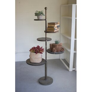 Affordable Reubens Multi-Tiered Plant Stand By Brayden Studio