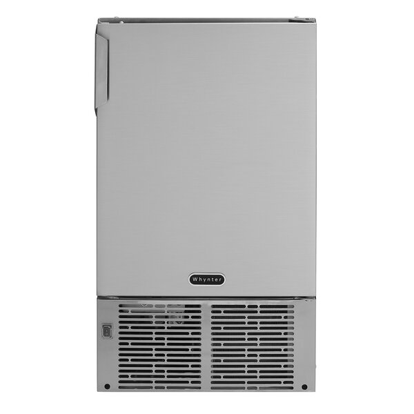14 23 lb. Daily Production Built-In Ice Maker by Whynter
