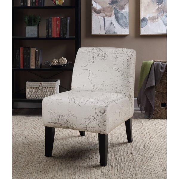 Ardane Slipper Chair By Ophelia & Co.