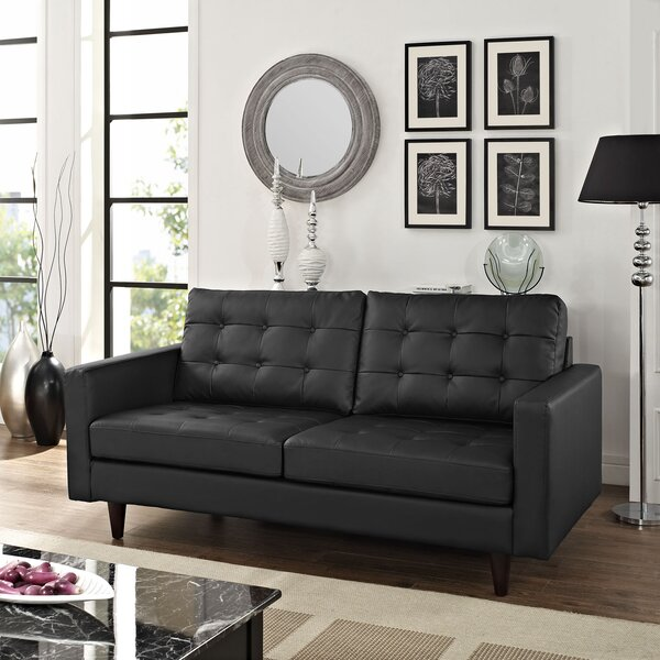 Princess Loveseat by Modway