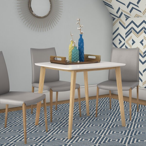 Eppinger Modern Dining Table by Ebern Designs