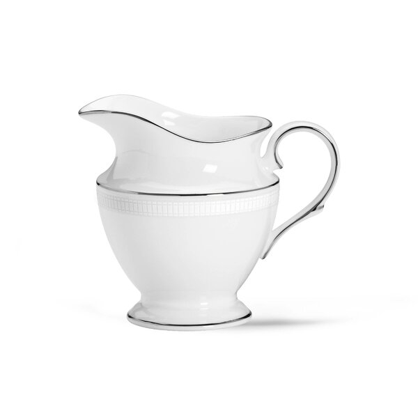 Tribeca 8 oz. Creamer by Lenox
