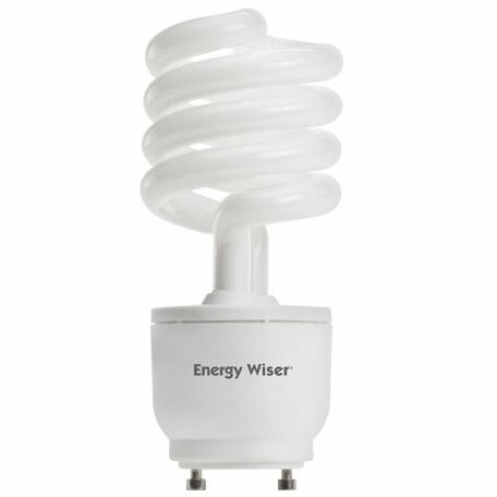 Dimmable 23W 120-Volt (2700K) Compact Fluorescent Light Bulb (Set of 2) by Bulbrite Industries