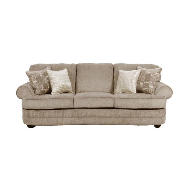 Ashendon Simmons Sofa by Alcott Hill