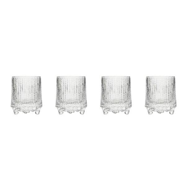 Ultima Thule Cordial 1.7 oz. Glass Shooter (Set of 4) by Iittala