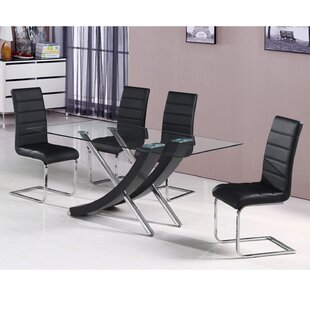 Charterhouse 5 Piece Dining Set By Orren Ellis