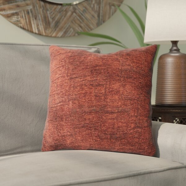 Pisano Luxury Throw Pillow by Bloomsbury Market