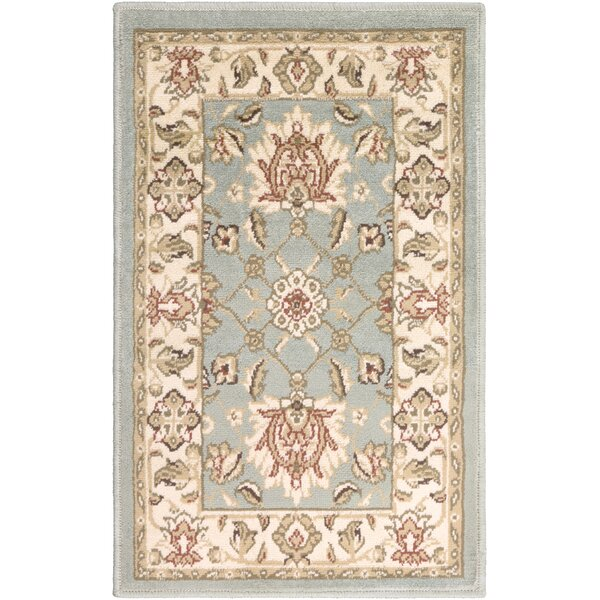 Boyer Beige Area Rug by Astoria Grand