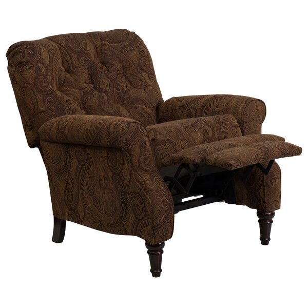 Aline Manual Recliner by Fleur De Lis Living