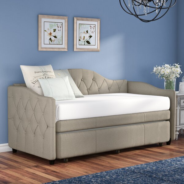 Sancerre Daybed with Trundle by Lark Manor