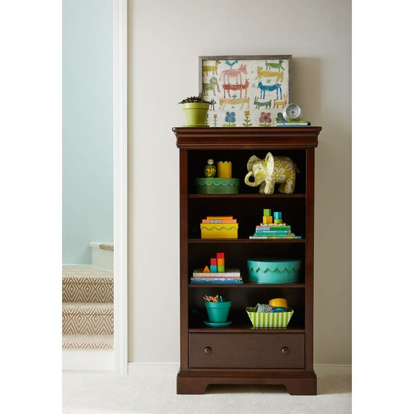 Teaberry Lane Standard Bookcase by Stone & Leigh™ by Stanley Furniture