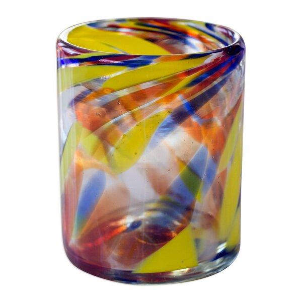 12 Oz. Juice Glass by Novica