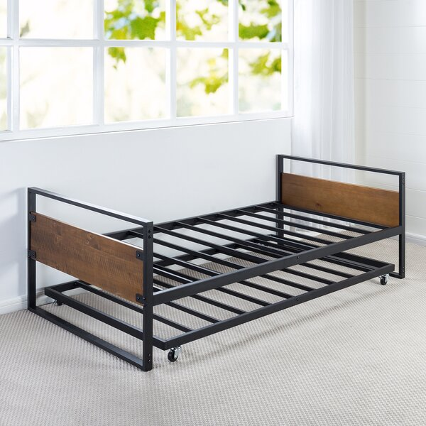 Kilby Twin Daybed with Trundle by Brayden Studio