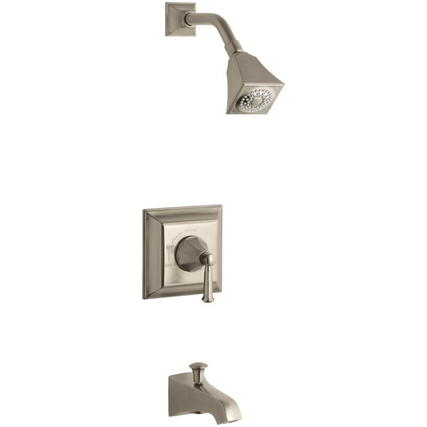 Memoirs Stately Rite-Temp Pressure-Balancing Bath and Shower Faucet Trim with Lever Handle, Valve Not Included by Kohler