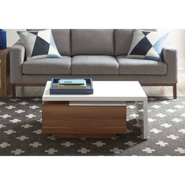 Lift Top Coffee Table by Matrix
