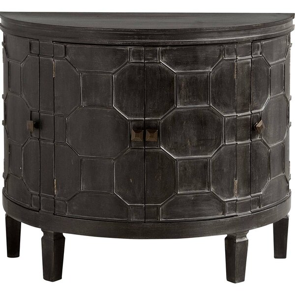 Huya 4 Door Accent Cabinet By World Menagerie Coupon