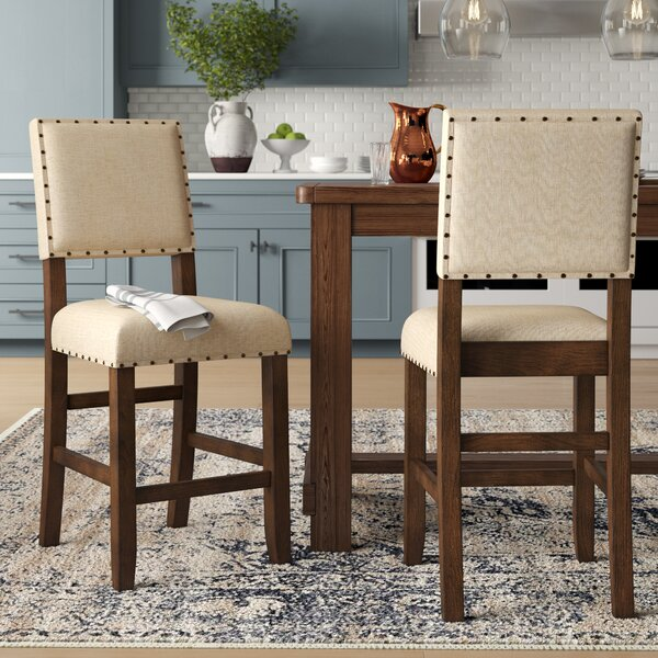 Orth Upholstered Dining Chair (Set of 2) by Gracie Oaks