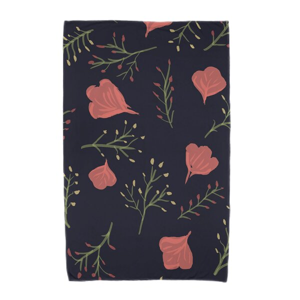 Orchard Lane Spring Blooms Beach Towel by Alcott Hill