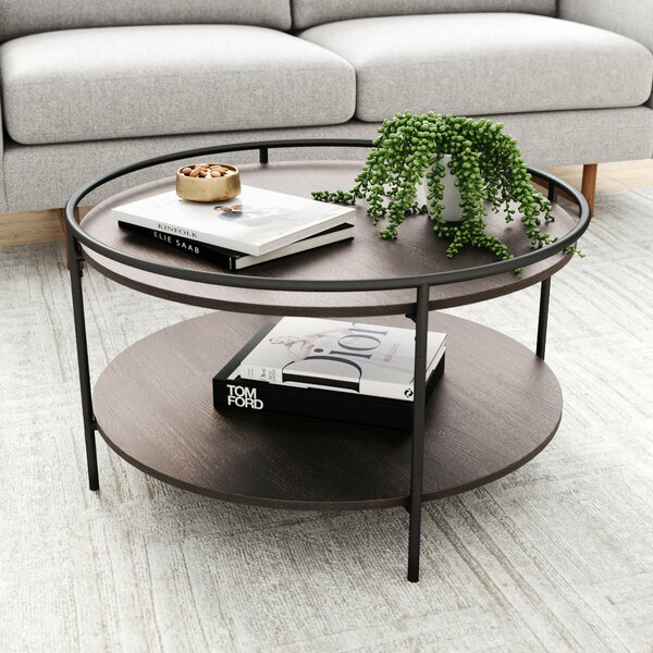 Wilmington Coffee Table With Storage By 17 Stories