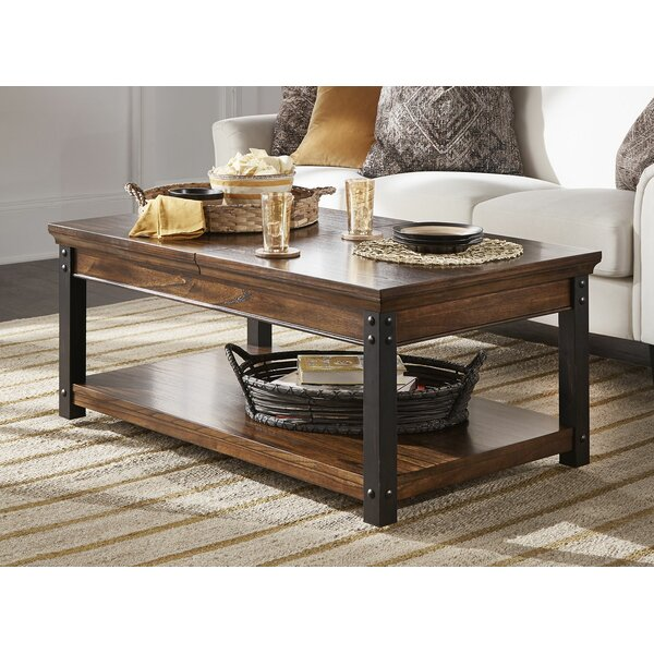 Amesbury Lift Top Coffee Table with Storage by Gracie Oaks Gracie Oaks
