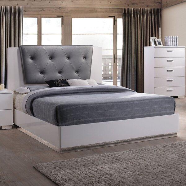 Kelley Upholstered Standard Bed by Orren Ellis