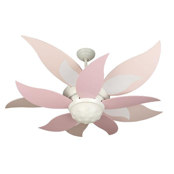 52 Mississippi 5-Blade Ceiling Fan by Harriet Bee
