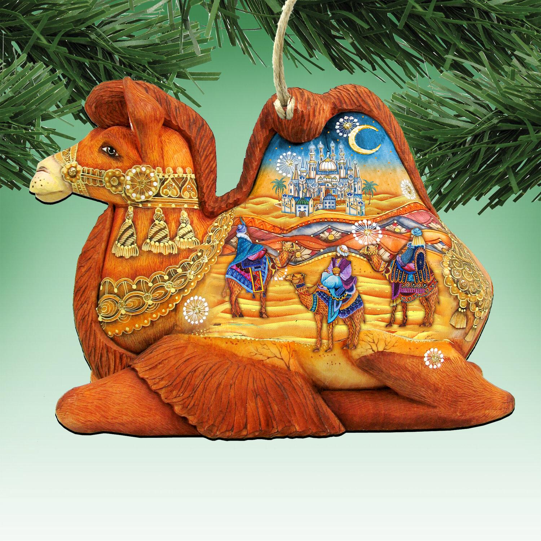 Holiday Aisle Camel Three Kings Decor