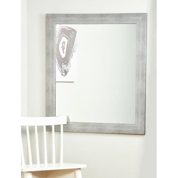 Yarbro Accent Mirror by Rosecliff Heights