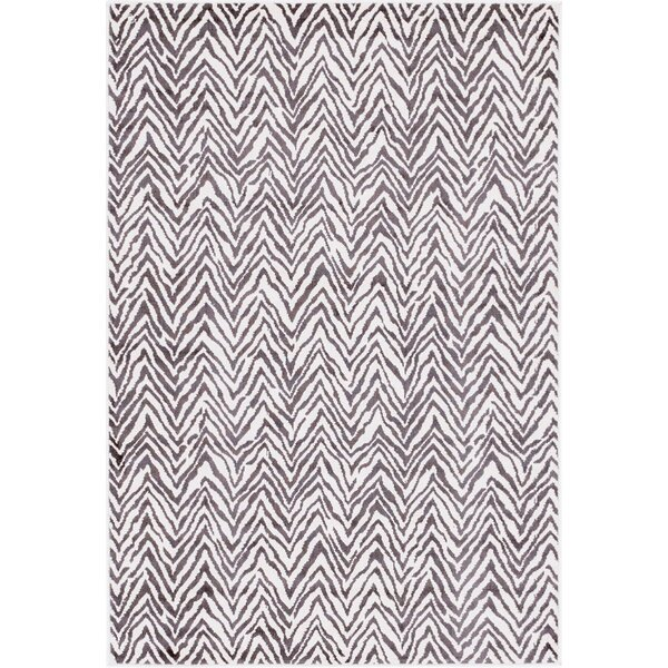 Mance Dark Gray Indoor/Outdoor Area Rug by Bungalow Rose