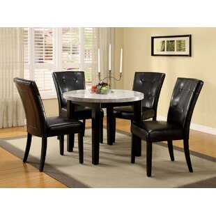 Minster 5 Piece Dining Set By Fleur De Lis Living