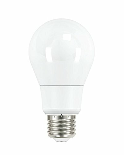 Frosted A19 E26 Light Bulb (Set of 6) by MooseLED