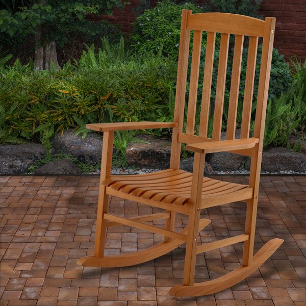 Leighton Patio Chair by Union Rustic