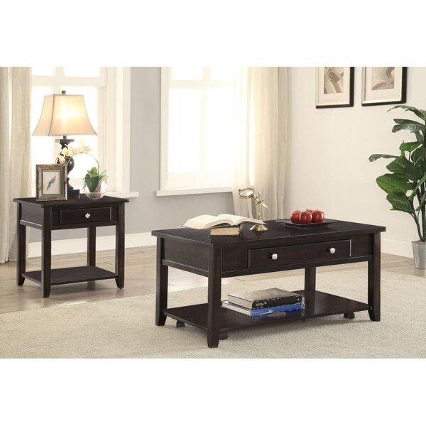 Donner 2 Piece Coffee Table Set by Red Barrel Studio