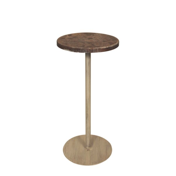 Verduzco End Table By Highland Dunes
