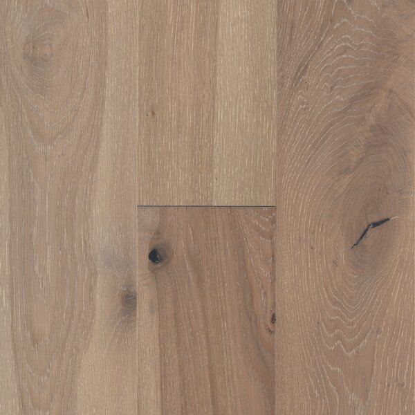 Vintage Harbor 7 Engineered Oak Hardwood Flooring in White by Mohawk Flooring