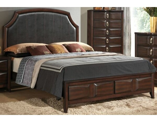 Windle Upholstered Standard Bed by Darby Home Co