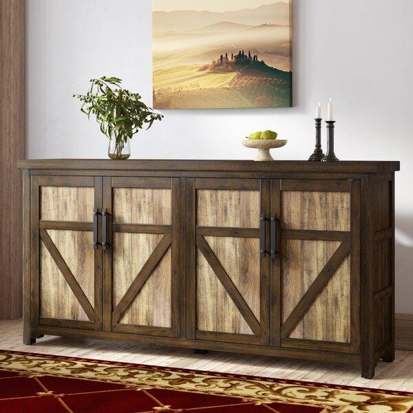 Roslyn County Buffet Table by Hooker Furniture Hooker Furniture