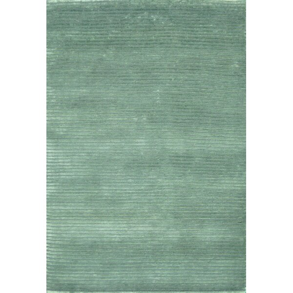 Silicon Light Blue Rug by Noble House