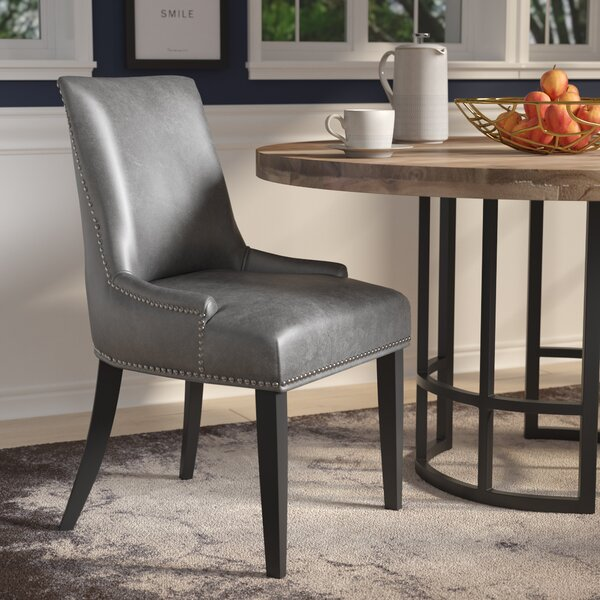 Keziah Upholstered Dining Chair by Darby Home Co