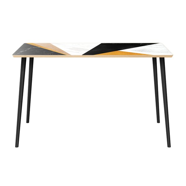 Hagans Dining Table by Wrought Studio