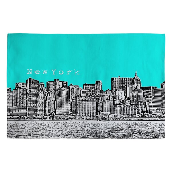 Bird Ave New York Novelty Rug by Deny Designs