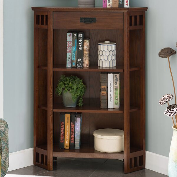 Beadle Corner unit Bookcase by Canora Grey
